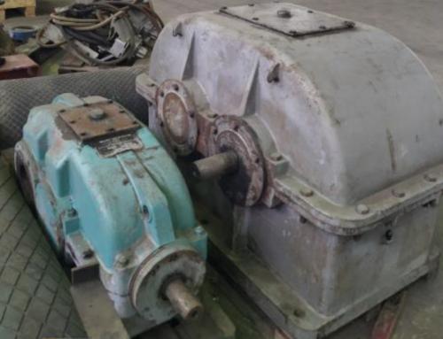 Obnova gonil STT – Strojna tovarna trbovlje